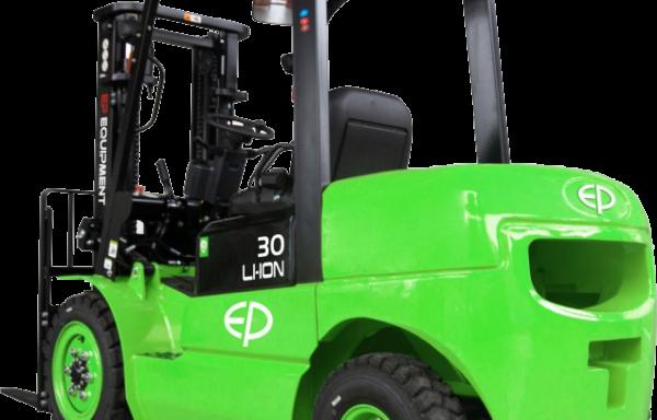 Elektryczny wózek widłowy EFL 302