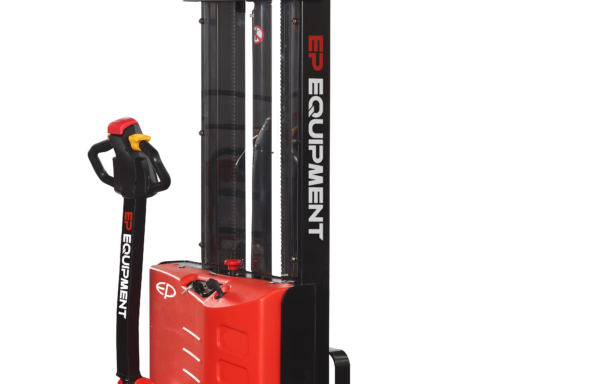 Elektryczny wózek paletowy-masztowy EP ES12 12ES-2700