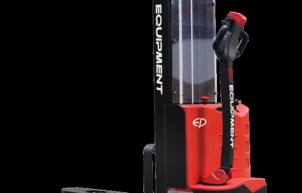 Elektryczny wózek paletowy-masztowy EP ES12 12ES-3000