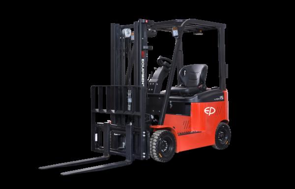 Nowy elektryczny wózek widłowy EP L1 (2000 kg) bateria litowo-jonowa (LI-ION)