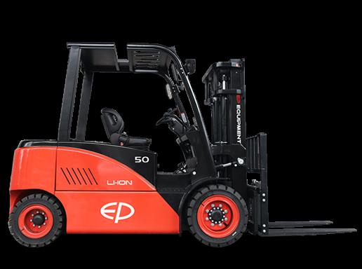 Elektryczny wózek widłowy CPD50 F8