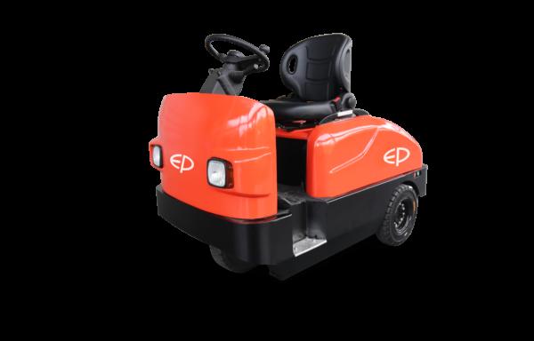 Elektryczny wózek ciągnikowy QDD60 TSC