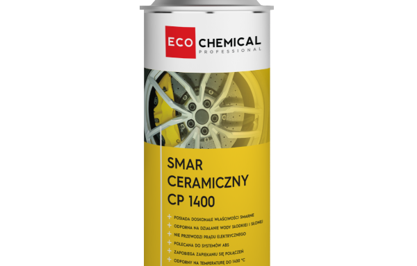 Pasta ceramiczna wysokotemperaturowa CP 1400 spray
