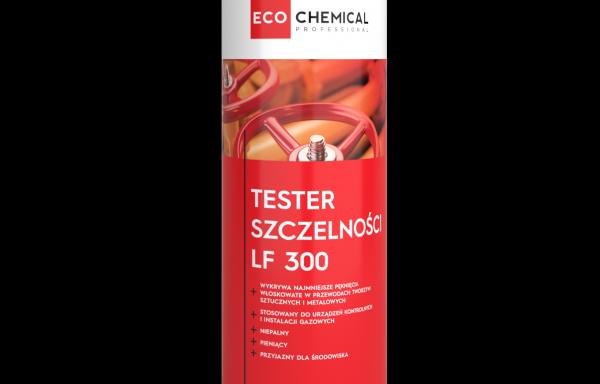 Tester szczelności instalacji gazowych LF 300